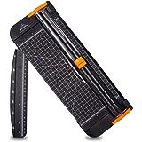 Taglierina A3 A4 30cm Titanium Scrapbooking Righello Multi Funzione e Sicurezza Automatica ghigliottina per coupon Craft etic