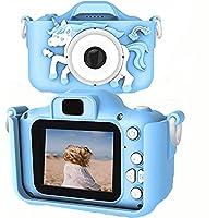 """Caméra pour Enfants pour garçons et Filles 40mp 1080p vidéo Haute définition 2.0""""Screen Photography and mp3 Player Games…"""