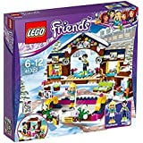 LEGO UK 41322 Snow Resort Ice Rink Construction Toy