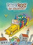 Ritter Rost 6: Ritter Rost hat Geburtstag: Buch mit CD