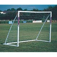 "Samba 7'10""x5'3"" Mini Handball Goal with Ground Anchors Net Carry Bag"