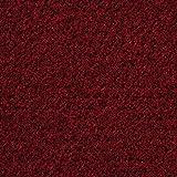 Kunstrasen Rasenteppich mit Noppen | Höhe ca. 7,5mm | 133, 200 und 400 cm Breite | rot | Meterware, verschiedene Größen | Größe: 2,5 x 4 m
