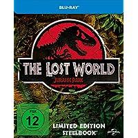 Jurassic Park 2 - Vergessene Welt - Steelbook