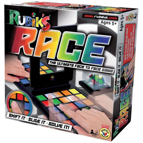 Funskool Rubik\'s Race, Multi Color