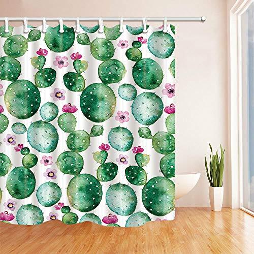 caichaxin Stachelig saftige Kaktusblätter Wunderschöne wasserdichte und Abriebfeste Umgebung