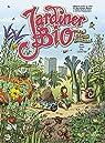 Jardiner bio en bandes dessinées par Lelièvre