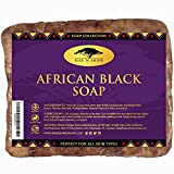 Best Organic Liquid Hand Soap For Dry Hands - (453g) Raw African Black Soap with Coconut Oil Review