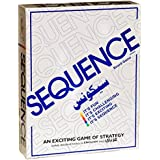 FunBlast Sequence Game, Sequence Board Games For Kids/Adults, Sequence Game Family Card Board Game, Suitable For 2-12 Players Family Game