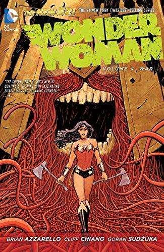 War (The New 52) (Wonder Woman: The New 52!) (Dc Comics New 52)
