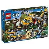 LEGO City 60162 Dschungel-Versorgungshubschrauber