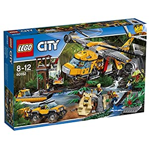 LEGO City 60162, Elicottero nella Foresta 7109992627769 LEGO