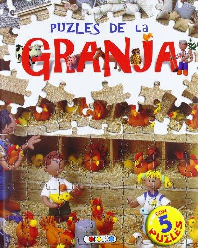 Puzles de la Granja por Manuela Martin