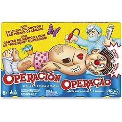 Operación - Hasbro Gaming (Hasbro B2176B09)