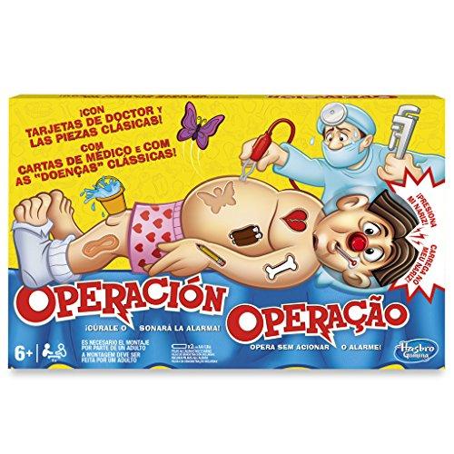 Operación - Hasbro Gaming Hasbro B2176B09