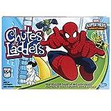 Marvel Spider Man Web Warriors Chutes & ...