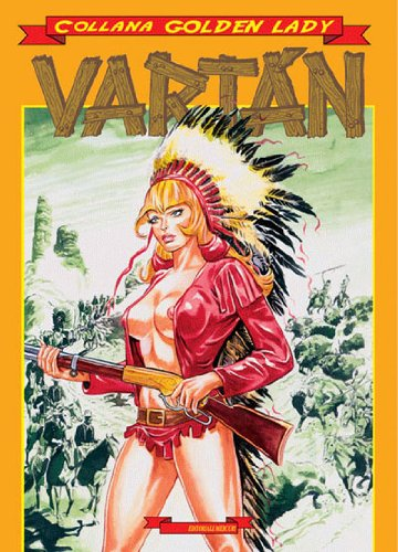GOLDEN LADY COLLANA N.5 - VARTAN N.2 - VARTAN 2