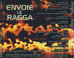 Envoie Le Ragga (Compilation)