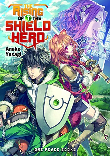 The Rising of the Shield Hero, Volume 1 -