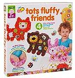 #5: Alex Toys Jr Tots Fluffy Friends Paper Animal Activity, Multi Color