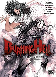 Burning Hell Edition simple One-shot