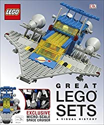 Great LEGOÃ'® Sets A Visual History by DK (2015-10-01)