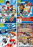 Paw Patrol - Volume 1-4 (Toggolino) im Set - Deutsche Originalware [4 DVDs]