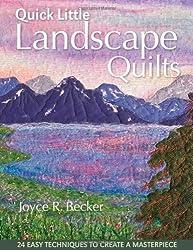 Quick Little Landscape Quilts