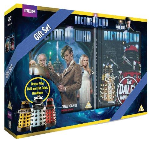Doctor Who - Gift Set 2011: A Christmas Carol [Reino Unido] [DVD]