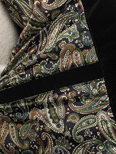 OZONEE Herren Winterjacke Jacket Mantel STEGOL 133 Schwarz