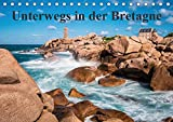 Unterwegs in der Bretagne (Tischkalender 2018 DIN A5 quer): Auf Entdeckungsreise in der Bretagne. (Monatskalender, 14 Seiten ) (CALVENDO Natur) [Kalender] [Apr 01, 2017] Ködder, Rico