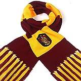 TopschnaeppchenDSH Harry Potter Hogwarts Schal von Gryffindor 200 cm