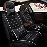 Flax Four Seasons Luxus-Auto-Sitzkissen, Sitzbezug Automatten Four Seasons Allgemeine , black