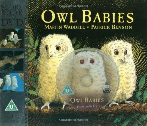 Owl Babies (Book & DVD)