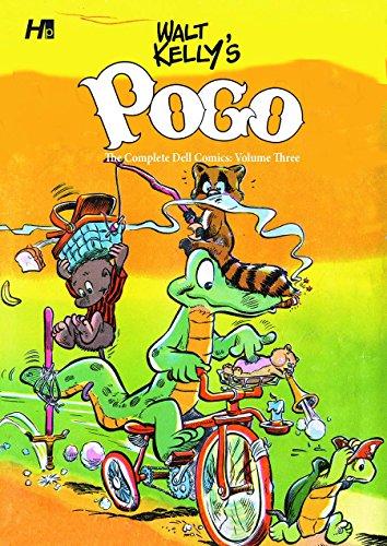 Preisvergleich Produktbild Walt Kelly's Pogo the Complete Dell Comics Volume 3