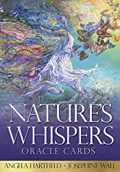 Nature's Whispers Oracle Cards by Angela Hartfield (2015-04-30)