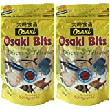 Pet Centre Osaki Bits Specially For Discus And Tetras 100 Gram *pack Of 2*