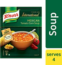 Knorr International Mexican Tomato Corn Soup, 52g