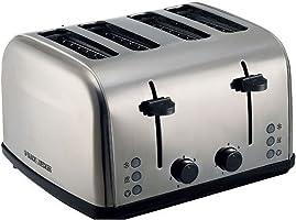 حماصة الخبز بوب اب توستر من بلاك اند ديكر  - ET304-B5 , Silver