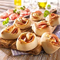 Besser Rotondo Salami; 500 g, 12 Stück