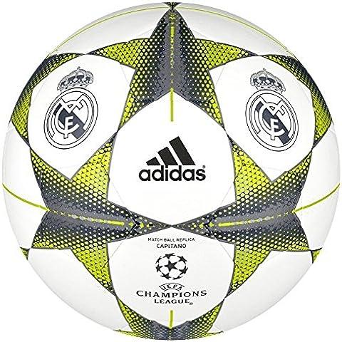 adidas - Balón Real Madrid CF 2015-2016 Finale15 Capitano Adidas