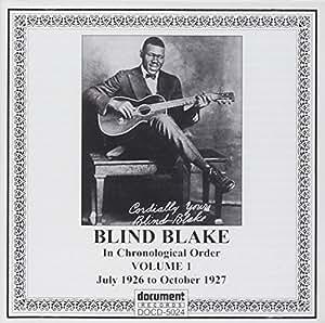 Vol.1-Blind Blake 1926-1927 [Import USA]