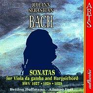 Sonatas for Viola da gamba and Harpsichord BWV 1027, 1028, 1029