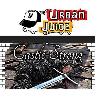 Urban Juice 10ml E-Liquid Castle Strong Nikotingehalt 0 mg/ml Kokos, geröstete Nüsse & Karamell