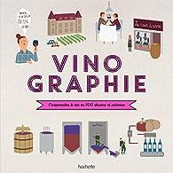 Vinographie: Comprendre le vin en un clin d'oeil par Fanny Darrieussecq