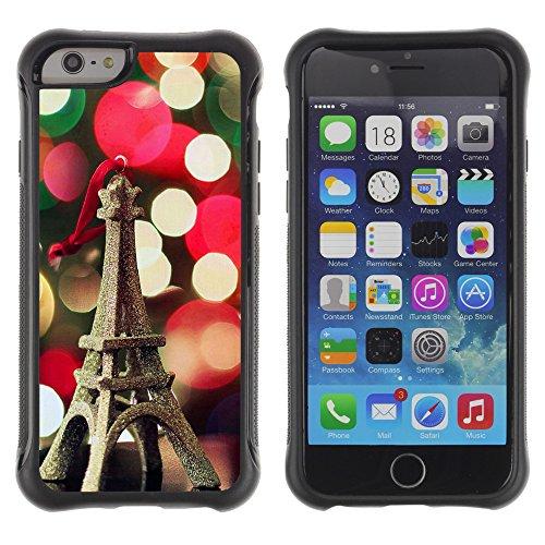 """Graphic4You """"Love Memories With You"""" Design Shockproof Anti-Rutsch Weichen Hülle Case Tasche Schutzhülle für Apple iPhone 6 Plus / 6S Plus Design #6"""