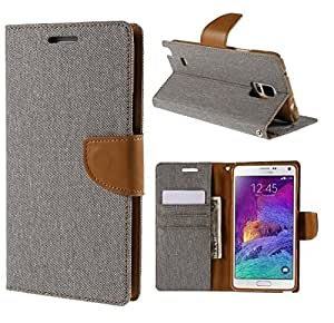 Premium Wallet Case Flip Cover for Micromax A310