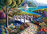 1000-Piece Daffodils Puzzle Art by Andy ...