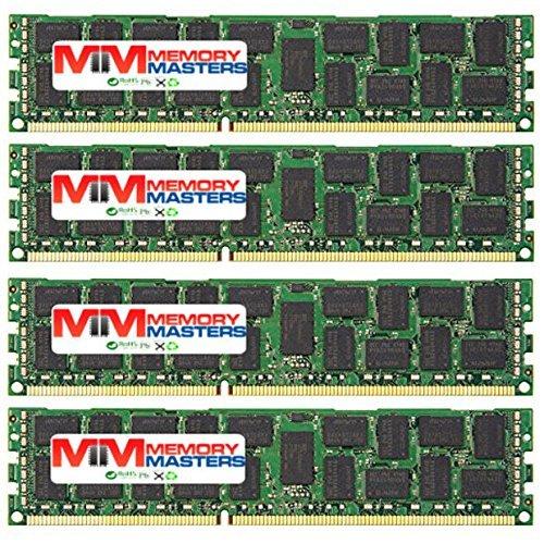 MemoryMasters Cisco UCS Server Serie. DIMM DDR3ECC Registered PC3-8500/PC3-106001600MHz/1333MHz Quad Rank Arbeitsspeicher. 64GB Kit (4 x 16GB) (1066MHz) Quad Rank - Ecc, Registered Quad