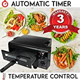 [Sponsored]Future Home Electric Tandoor With Automatic Timer & Heat Controller (Black)