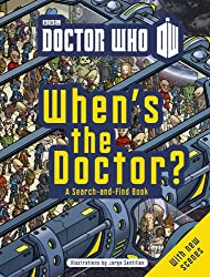 Doctor Who: When's The Doctor?.